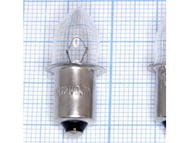 Лампа12V/0,7A KPR (krypton без резьбы)