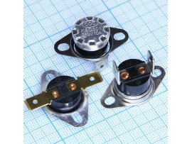 KSD-301-180C 250V10A Термостат нормально замкнутый