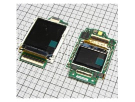 SAM G600 дисплей LCD
