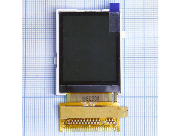 SAM X620 дисплей LCD ориг.