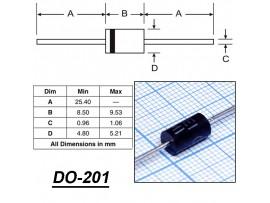 1,5KE30A диод защитный
