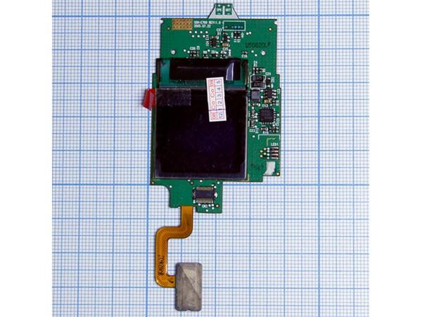 SAM E760 дисплей LCD внешний