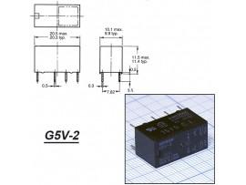 G5V25DC Реле