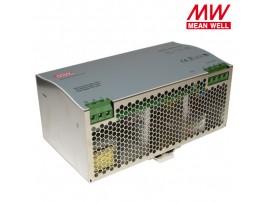 DRP-480-24 Преобразователь напряжения ~220V>24V(20A)