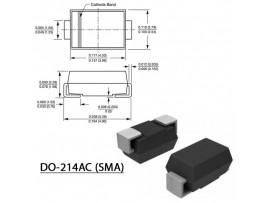 SMAJ5.0A-TR диод защитный