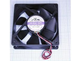 Вентилятор 12V/0,55А 120х120х38 JF1238B1HM-R