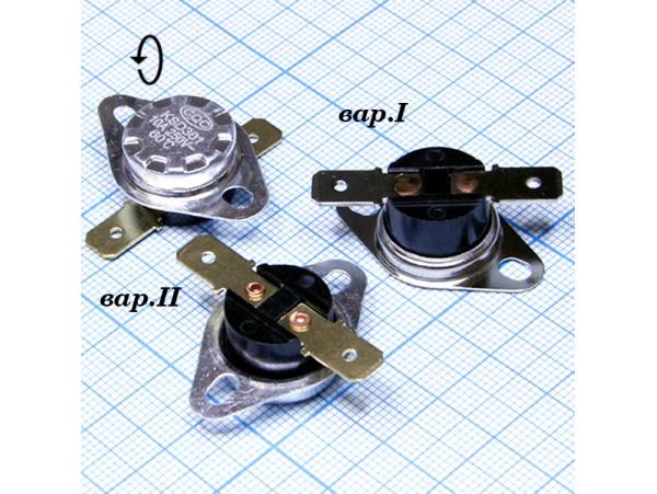 KSD-301-060С 250V10A Термостат нормально замкнутый
