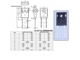 RHRG30120 диод быстрый (30A,1200V)
