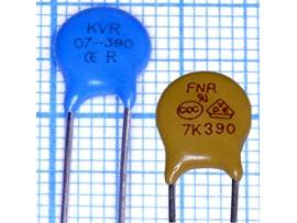 07K390 (39V) Варистор