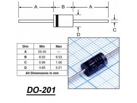 1,5KE16A диод защитный