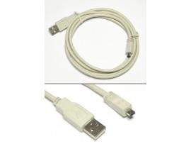 Шнур USB mini USB 4-pin шт=шт 1,5м.
