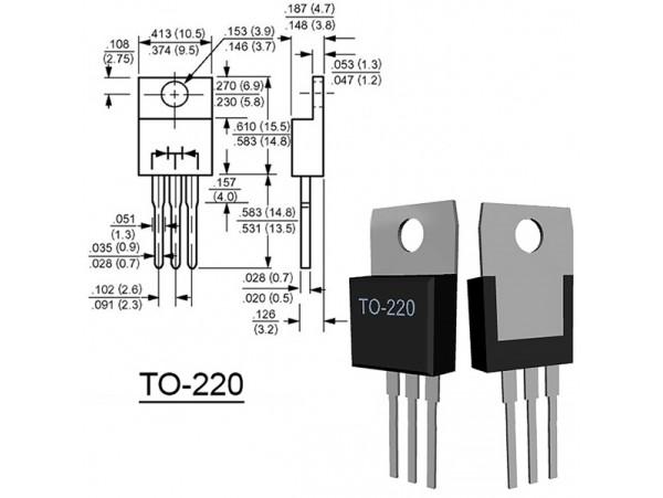 BTA24-800B/W Симистор