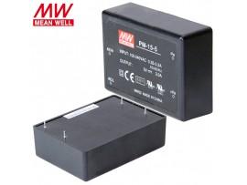 PM-15-5 Преобразователь напряжения ~220V>5V(3000mA)