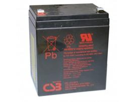 Аккумулятор 12V/5Ah HR 1221W F2 (90х70х102)