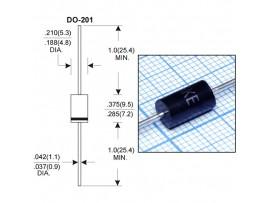 1,5KE68CA диод защитный