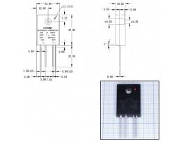 KSD205AC3 реле твердотельное 5A/250VAC (5-12VDC)
