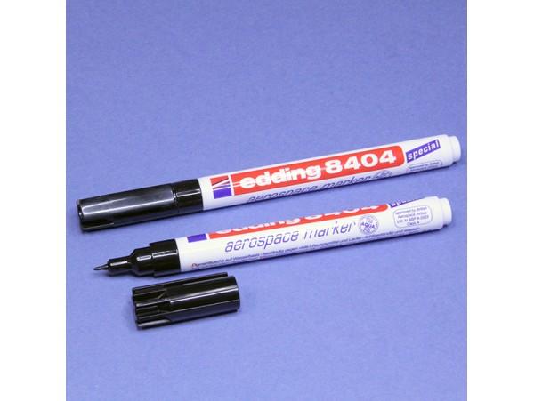E-8404 Маркер 0,75мм черный Edding