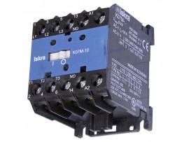 Пускатель магнитный ISKRA K07M-10 (катушка  24V)