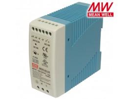 MDR-60-24 Преобразователь напряжения ~220V>24V(2.5A)