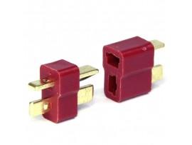 EX-T T-connector разъём (вилка + розетка)
