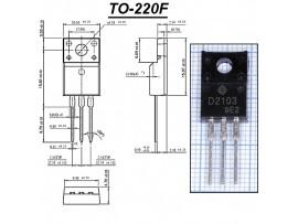 2SD2103