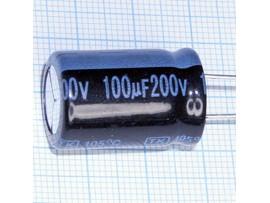Конд.100/200V 1625 +105°C