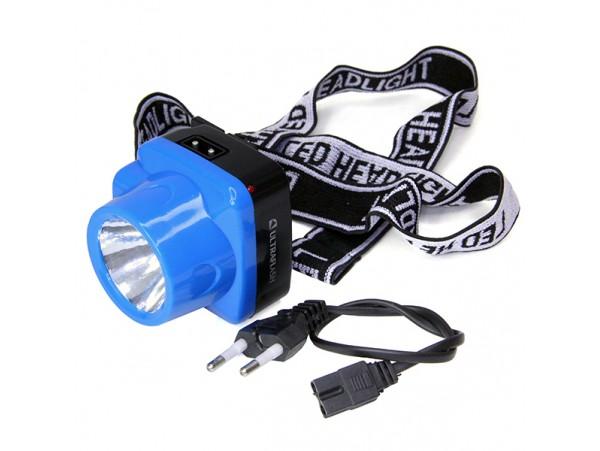 Фонарь налобный Ultraflash LED5373 12 led SMD
