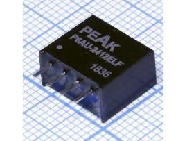 P6AU-2412ELF Преобр.напряжения(21,6-26,4VDC>12VDC/0,1A)