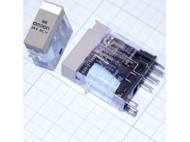 G2R-2-S 24DC Реле Omron
