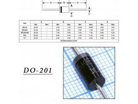 1,5KE100A диод защитный