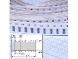 EXB-28V220JX (28х22 Ом±5%) Сборка рез.