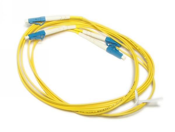 FPK-LC-LC-sm-dp-2 патч-корд одномодовый, 2м (Duplex)