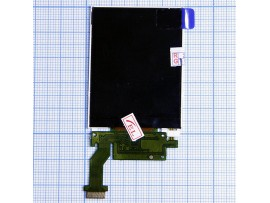 SonyERIC F305 дисплей