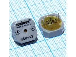 SMA-13-P10 пьезоизлучатель с генератором