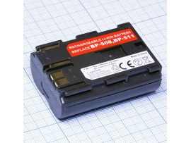 Canon BP-512 Аккумулятор 7.4V 1200mAh Li-Ion