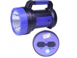 Фонарь-прожектор SBF-401-1-K Smartbuy акк. 4V 1,6 Ah