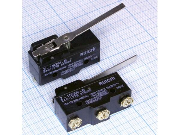 Z-15GW-B Переключатель концевой
