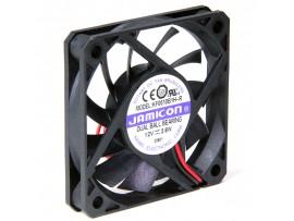 Вентилятор 12V/0,23A 60х60х10 KF0610B1H