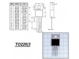 BTB16-600SWRG Тиристор   TO-220