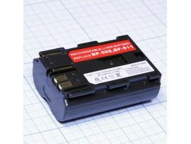 BP-511 Аккумулятор 7.4V 1700mAh Li-Ion