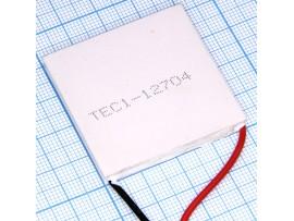 TEC1-12704 элемент Пельтье