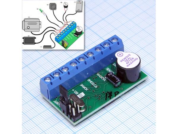 Z5-R Контроллер управления замками