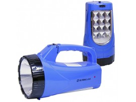 Фонарь-прожектор LED3818SM Ultraflash акк. 4V 1,3 Ah