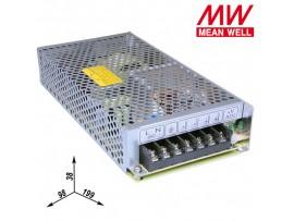 NES-150-12 Преобразователь напряжения ~220V>12V(12.5A)