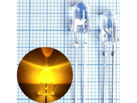 LED C503B-AAS-CY0B0251 ор.d=5 (5860 - 23500мКд)