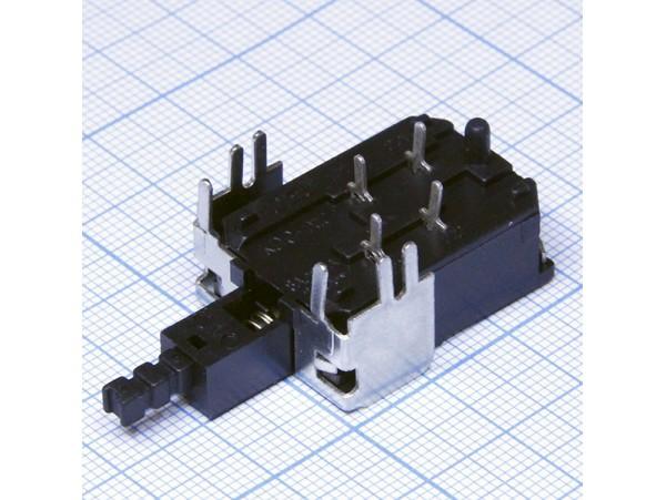 KDC-A10 Переключатель SW Sony, JVC
