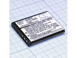 Pentax D-Li88 Аккумулятор 3,7v/740 mAh CS-DBL80
