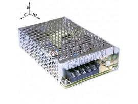 NES-75-5 Преобразователь напряжения ~220V>5V(0-14A)