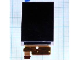 SonyERIC W880i дисплей