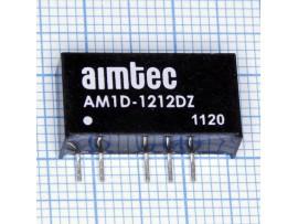 AM1D-1212DZ Преобразователь напр.